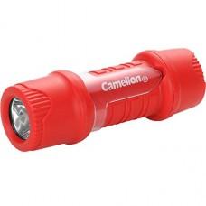 Φακός Camelion TRAVLite HP7011-3R03PBP Κόκκινο